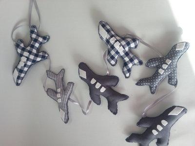 Hippe hanger Vliegtuigjes