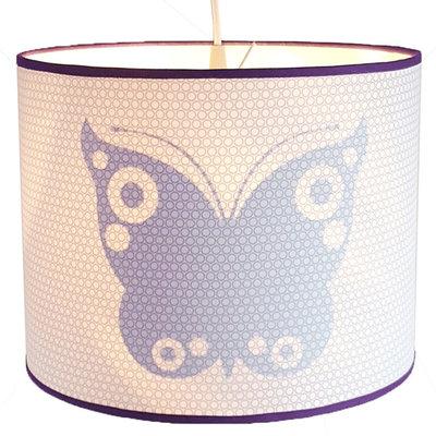 Hanglamp Vlinder paars