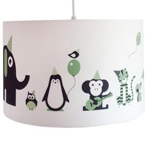 Hanglamp Feestbeesten Groen