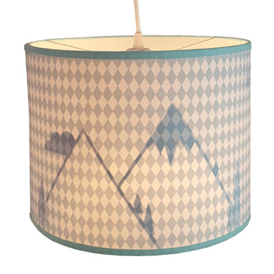 Hanglamp Kamperen Silhoutte
