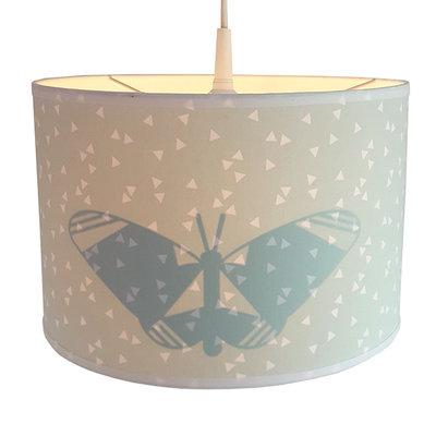 Hanglamp silhouet Vlinder