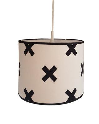 Hanglamp Kruisje wit