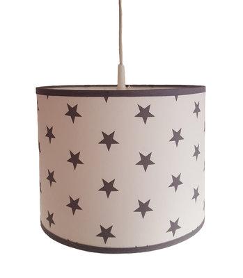 Hanglamp Ster grijs