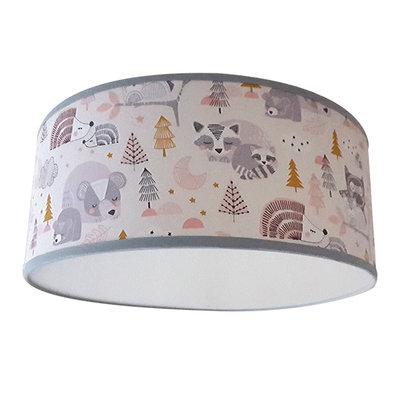Plafondlamp Nachtdieren