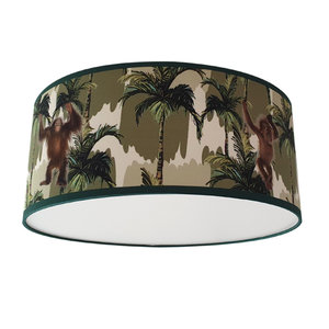Plafondlamp Jungle Aapjes