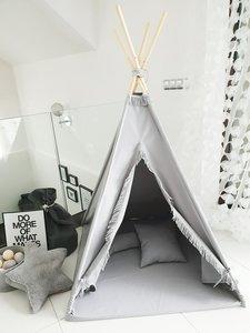 Tipi tent Grey
