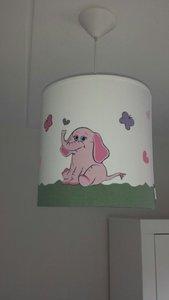 Hippe hanglamp Olifant