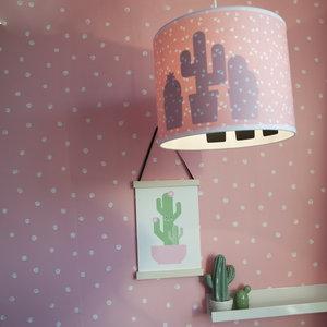 Hanglamp silhouet Cactus