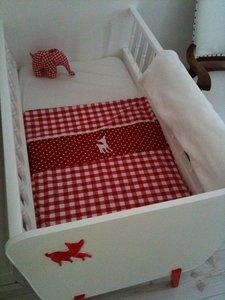 Baby lakentje Hertje