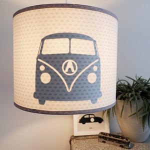 Hanglamp Retro busje grijs