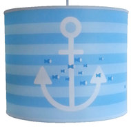 Lamp Anker blauw