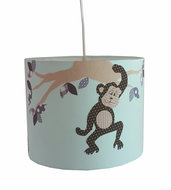 Hanglamp Jungle aapje mint