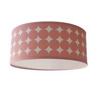 Plafondlamp Roze Dots